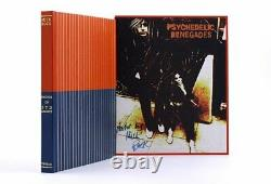 Syd Barrett Psychedelic Renegades Genesis Publications Signed Deluxe