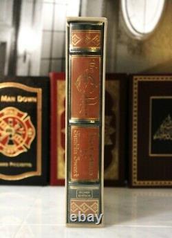 THE EDDAS DELUXE LTD ED OVERSIZED- Easton PressSIGNED BY ILLUSTSEALED withBOX
