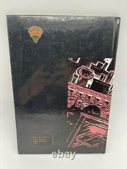Teenage Mutant Ninja Turtles #1 Deluxe 1992 Hardcover Signed Eastman Laird /500