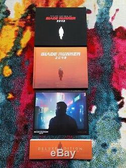 The Art And Soul Of Blade Runner 2049 Deluxe Edition Signed By Director & Wife