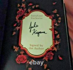 The Iron Fey Deluxe Set Julie Kagawa Ya Fairyloot Signed