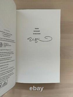 The night circus special edition- Illumicrate / Fairyloot deluxe signed