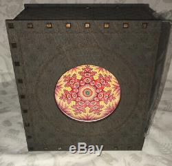 Tool Fear Inoculum Collector Box Deluxe CD Set Le 111 Signed Alex Grey Sold Out