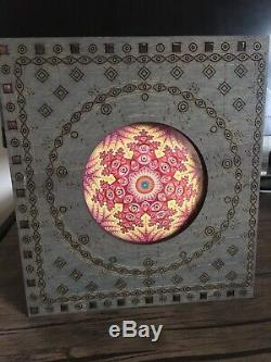 Tool Fear Inoculum Collector Box Set Deluxe CD LE 111 Signed By Alex Grey Print