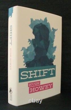 WOOL SHIFT DUST Hugh Howey US SIGNED LTD ED DELUXE Subterranean Press