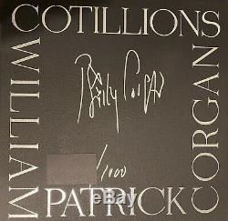 WPC Billy Corgan Cotillions SIGNED 2xLP Deluxe Box Set #/1000 Smashing Pumpkins