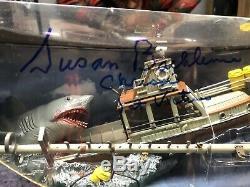 20o1 Mcfarlane Jouets Spawn Film De Luxe Maniacs 4 Jaws Coffret Nib Autographiée