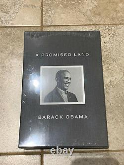 A Promised Land Deluxe Edition Barack Obama Signed, Autographed Copy, Sealed