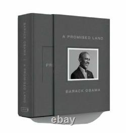 A Promised Land Deluxe Signed Edition Hardcover Confirmed Pre Order Nouveau