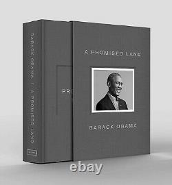 A Promised Land Deluxe Signed Edition Par Barack Obama