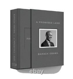 A Promised Land Deluxe Signed Edition Par Barack Obama Preorder 12/01/2020