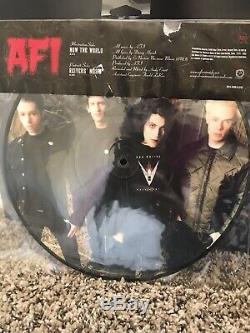 Afi Deluxe Vinyle Boxed Set- Signée Par La Bande