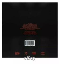 After Hours Deluxe Vinyle Lp. Signé Par Le Weeknd Lui-même