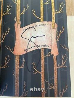 An Ember In The Ashes Quartet De Sabaa Tahir Signé Deluxe Set (fairyloot)