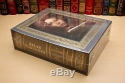 Atlas Shrugged Deluxe Edition, Ayn Rand, Easton Press, Signé, Numéroté, Scellés