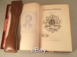 Autographiés 22 Vol Set Écrits De Mark Twain / Deluxe Edition 1899