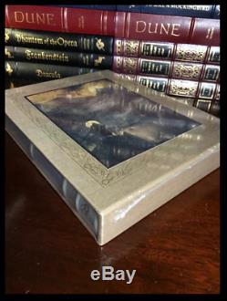 Beowulf A Signé De Nouveaux Cuir Sealed Bound Easton Press Deluxe Limitée 1 De 1200