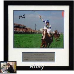 Bob Champion & Aldaniti Signed & Framed 1981 Imprimer Grand National