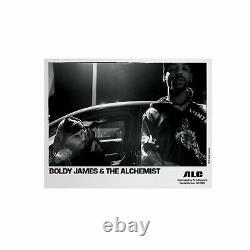 Boldy James X Alc Le Prix Du Thé En Chine Deluxe Tan Vinyl Avec Photo Signée