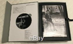 Bruce Springsteen Born To Run Book Edition Deluxe Autographié Signé