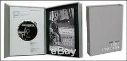 Bruce Springsteen Signé Deluxe Born To Run Book Limited Edition Numérotée Scellé