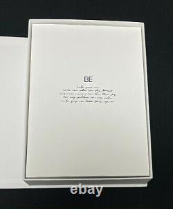 Bts Dédicacé Be Deluxe Edition Limited Album Signé Promo CD