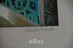 Carl Barks Disney Golden Fleece Sérigraphie Deluxe Signée & Litho # 35/50 Cadée