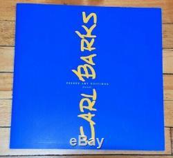 Carl Barks Disney Surprise Party À La Mémoire Du Lac De Luxe & # Signé Serigraph 35/50
