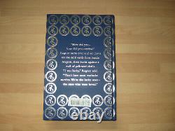 Cassandra Clare Lost Book Of The White Rune Signé Deluxe 1st Elder Curses 2