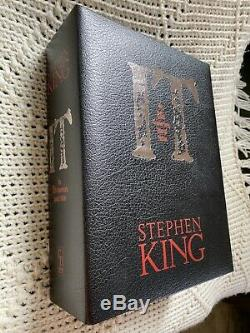 Ce 25e Anniversaire Special Limited Edition Signe Stephen King Deluxe Traycased