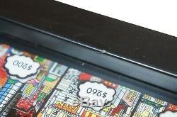Charles Fazzino Monopoly 3d De New York Deluxe Edition Collector & Numéroté Signé