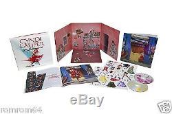 Cyndi Lauper Elle So Unusual Un 30e Anniversaire Célébration Deluxe Ed CD Dédicacé