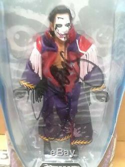 Dédicacée Tna Impact Wrestling Deluxe Exclusive Dédicacée Joker Sting Figure