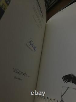 Désespoir Stephen King Signé Encore 1sted Deluxe Limitée Dans Les Pubs Pellicule Plastique