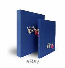 Disparue Boids-ralph Steadman & Ceri Levy-signé Avec Print-deluxe Ltd-no. 35/150