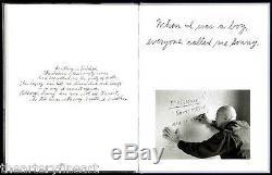 Duane Michals'the Maison I Une Fois Que Called Home ' Héliogravure Signe Deluxe Edition