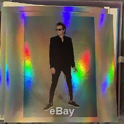 Duran Duran Paper Gods Autographié De Luxe De Couleur Blanche Vinyle Coffret