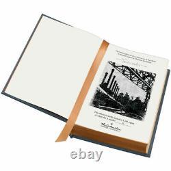 Easton Press Atlas Shrugged Ayn Rand Sealed Lmited 1200 Deluxe Ed Signé Artist