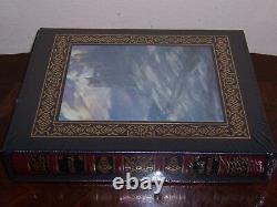 Easton Press Deluxe Limited Ed. Bram Stoker Dracula Signé Par Rick Berry