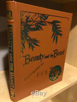 Easton Press Deluxe Limitée Ed. La Belle Et La Bête Illustré Par Boyle Signé