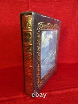 Easton Press Dracula De Bram Stoker Signé Par Berry Deluxe Ed. Limited 1/1200