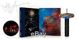 Elo Wembley Ou Le Buste Signed Edition Deluxe De 350 Genesis Publications Livre Bnib