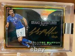Eminence Gianluigi Buffon Auto Grandes Signatures 3/10 Italie Juventus