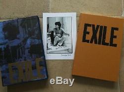 Exil Genesis Publication Livre Rolling Stones Dominique Deluxe Tarlé Signé