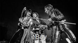 Faces 1969-1975-genèse Publications, Ronnie Wood-signé X3-rare-sold Out-deluxe