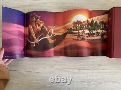 Fairyloot Daevabad Par S. A. Chakraborty Deluxe Set Signé Poncif Edges Dj Art