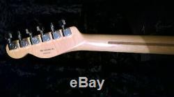 Fender Telecaster American Deluxe Guitare Électrique Signé + G & G Case-nonprofit Org