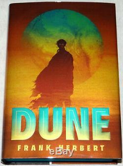 Frank Herbert, Signé Par Brian Herbert, Dune 2019 Deluxe Relié Édition Vf