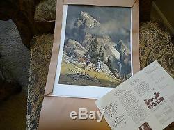 Frank West Mccarthy L'ancien Deluxe Edition Limitee Livre Surdimensionné Et Print Signe