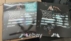 G Herbo Ptsd Deluxe Vinyl Signé (nouveau) Juice Wrld, LIL Uzi Vert, 21 Savage